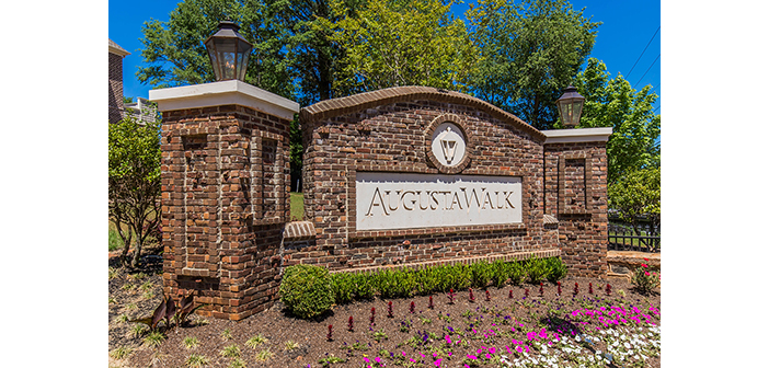 Neighborhood Spotlight – Augusta Walk